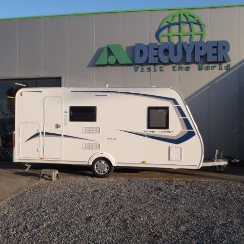 Caravan Met Stapelbed Te Koop.Caravans Decuyper
