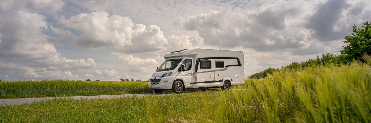 Hobby camper travel 2021